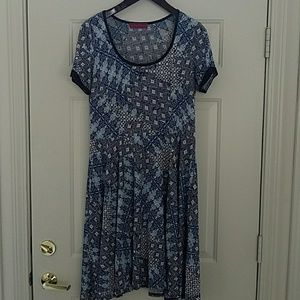 Melissa Masse Made To Measure Dress Size XL